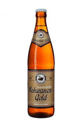 Schwanen-Gold, Brauerei Riemhofer